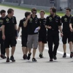 Lotus F1 Team – Malaysian GP Preview