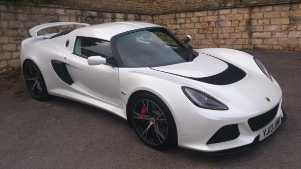 A day with the Exige S - 1