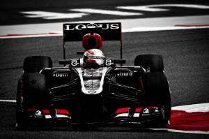 Lotus F1 Team - Bahrain GP 2013