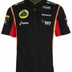 Lotus F1 Team 2013 clothing range launches ahead of Regent Street store event