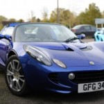 Show and Shine at the Lotus Festival