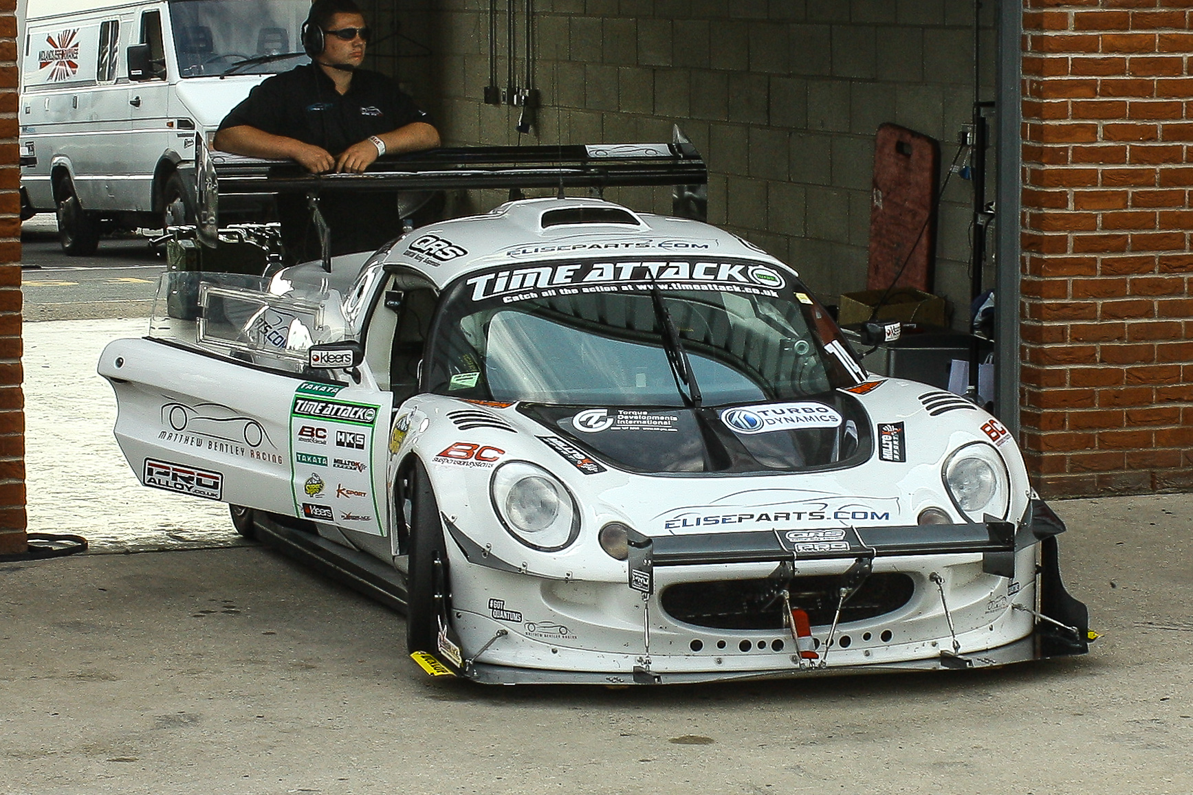 A Ride In The Ep Tuning Time Attack Exige Seloc