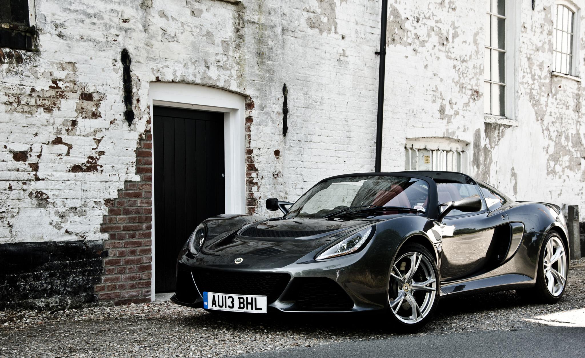 """Panoramauto"" prova la Lotus Elise S Roadster (anche ad Adria) Exige-S-Roadster-Road-Testing"