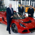 Lotus Cars – Multi-Million Pound Boost for Lotus