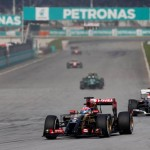 Lotus F1 Team – Lotus Displays Its Resilient Spirit in Malaysia