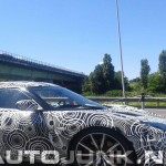 Evora, Exige and Elise prototypes spotted in the wild