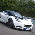 Lotus Cars – The Lotus Elise S Cup, a road-going variant of the Elise S Cup R completes testing.