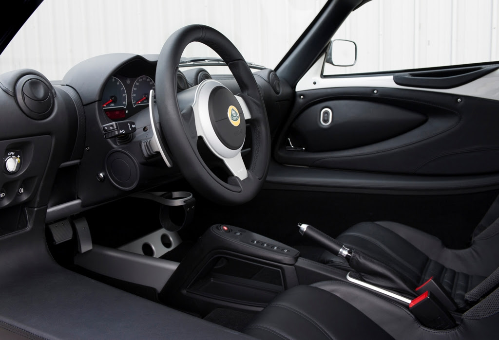 Lotus Cars Expands Exige Product Range With Introduction Of S Automatic