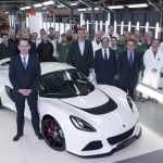 Lotus Cars – Lotus Cars Celebrates 1000th Exige S