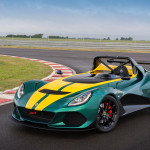Lotus 3-Eleven launches at Goodwood Festival of Speed