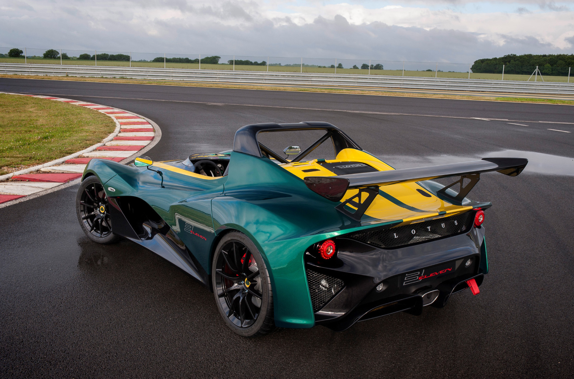 Lotus 3-Eleven launches at Goodwood Festival of Speed | SELOC