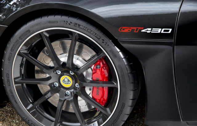Lotus Evora GT430 Wheel