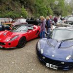 Central Southern go to Brooklands British Marques Day